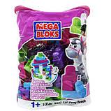 Mega Bloks First Builders Конструктор ранчо для пони 100 дет 8822 Lil Pony Ranch Building Blocks, фото 2