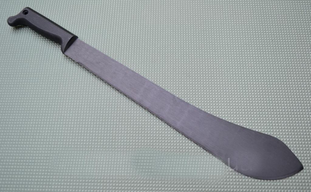 Мачете стальное Cold Steel колд стил (сталь) клинок с антикоррозийным воронением отличное качеств