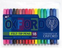 Фломастеры 18 цв. Oxford     код: 650371