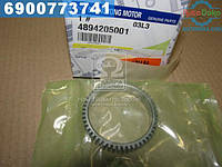 ⭐⭐⭐⭐⭐ Кольцо ABS Kyron, Actyon (Sports 2012), Rexton (производство  SsangYong)  4894205001