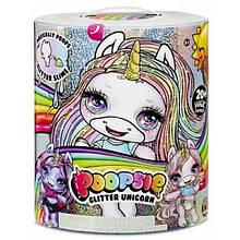Poopsie W3 Игровой набор-сюрприз Единорог блестящий с сюрпризами 561132 Unicorn glitter Surprise
