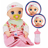 Baby Alive Інтерактивна лялька пупс Моя Улюблена Малютка E2352 Real As Can Be Baby Blonde Hair, фото 2
