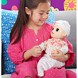 Baby Alive Інтерактивна лялька пупс Моя Улюблена Малютка E2352 Real As Can Be Baby Blonde Hair, фото 6