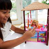 Barbie Барби Челси хижина FWV24 Dreamhouse Adventures Tiki Hut, фото 2