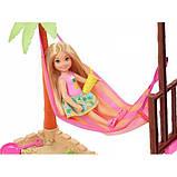 Barbie Барби Челси хижина FWV24 Dreamhouse Adventures Tiki Hut, фото 5