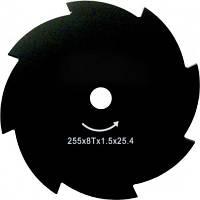 Нож для мотокосы - косилки Werk 8T