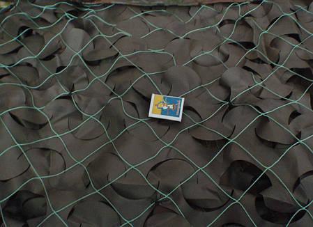 Маскировочная сетка синтетическая, фото 2