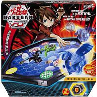 Bakugan Battle Planet Настольная игра Бакуган Боевая Арена 6045141 Battle Arena Game Board