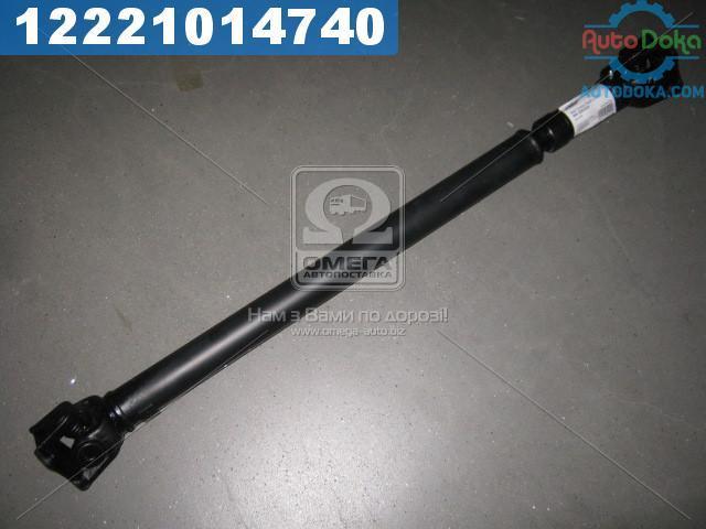 Вал карданный УАЗ 469 L=1015 задний (RIDER)  469-2201010