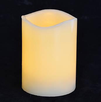 Свеча Yes! Fun восковая LED, 7.5*10    код: 710333