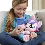 My Little Pony Интерактивная пони-принцесса малышка Флари Харт испанский язык B5365 Baby Flurry Heart Pony, фото 4
