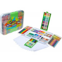 Crayola набор для творчества 150 предметов в кейсе Ultra Smart Case Next Generation Art Set