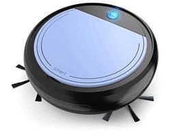 Робот-пылесос S&A K1 с щетками (black-purple)