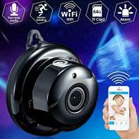 Мини-камера 360 Eye S (WiFi) p2p, IP (удаленный просмотр)