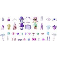 My Little Pony Мода Твайлайт Спаркл и Флаттершай E4273 Twilight sparkle Fluttershy fashion squad Minis