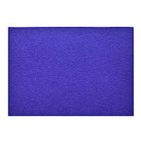 Набор Фетр Santi жесткий, темно-фиолетовый, 21*30см (10л)  код: 741832