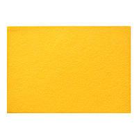 Набор Фетр Santi жесткий, темно-желтый, 21*30см (10л)      код: 741836