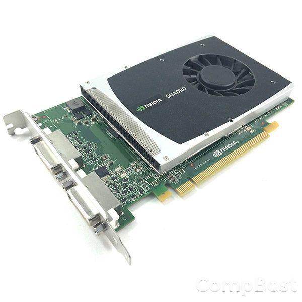 Дискретная видеокарта nVidia Quadro 2000 1024MB GDDR5 (128bit) (DVI, 2x DisplayPort)