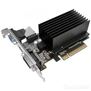 Дискретная видеокарта nVidia GeForce 710 1GB (VGA, DVI, HDMI), фото 2