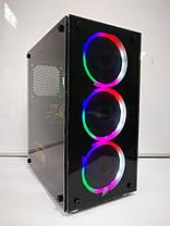 First Player ATX NEW / AMD Ryzen 7 2700 (8 (16) ядер по 3.20 - 4.10 GHz) / 16 GB DDR4 / 240 GB SSD NEW+1000 GB HDD / AMD Radeon RX 470, 8 GB GDDR5,, фото 3