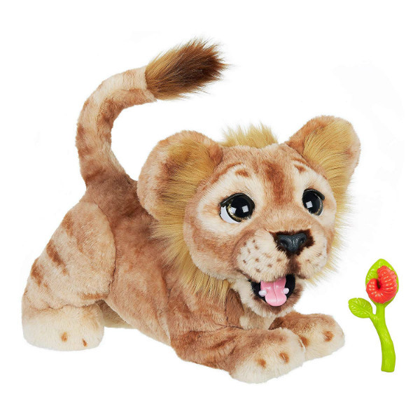 Furreal Friends Интерактивный Король лев Симба на английском Disney The Lion King Mighty Roar Simba