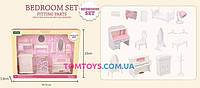Набор мебели для спальни Счастливая семья Т 01
