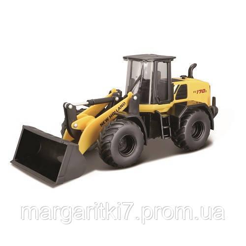 Автомодель серии Construction - ЭКСКАВАТОР NEW HOLLAND W170D