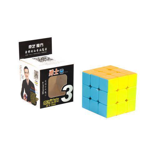 "Кубик Рубика ""Warrior W"" 3x3 QiYiCube 169 ( TC102757)"