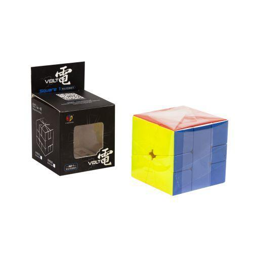 """Кубик Рубика """"SQ-1 Volt"""" 3x3 X-Man Design 0934C-7 ( TC102754)"""