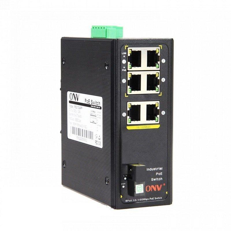 Коммутатор ONV-IPS31074PFS-S