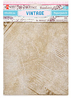 Бумага для декупажа, Vintage, 2 листа 40*60 см     код: 952473