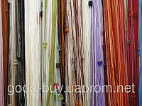 Шторы - Нити - Разноцветные с квадратным стеклярусом