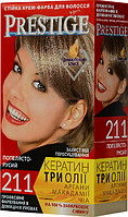 """Крем-краска для волос Vip's Prestige """"211 Пепельно-русый"""""""
