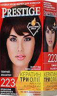 "Крем-краска для волос Vip's Prestige ""223 Темный махагон"""