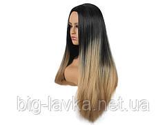 Парик из искусственных волос Plecare Блонда  Блонда