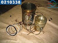 ⭐⭐⭐⭐⭐ Гильзо-комплект ЯМЗ 240 (ГП+Кольца) нетурбированый двигатель с раздаточной головкой 240М2 (группа Б) Поршень Комплект (производство  ЯМЗ)