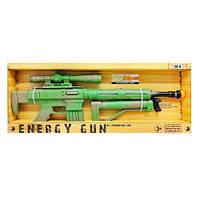 """Оружие музыкальное """"M4"""" (зеленое) M2225 7Toys (TC57691)"""