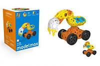 """Конструктор """"Modеlmax"""" Экскаватор (103 детали) 7Toys HC213770 ( TC51434)"""