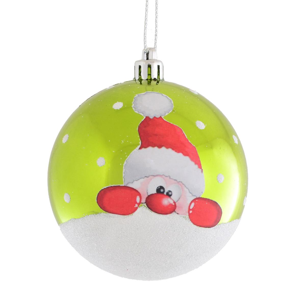 Шар Yes! Fun d-8 см Дед Мороз код: 973075