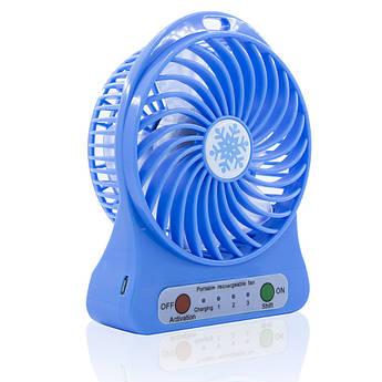 Вентилятор Mini Fan с аккумулятором R187077