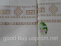 Комплект полотенец  Merzuka gold  бамбук - лицо + баня  Турция v7 -2