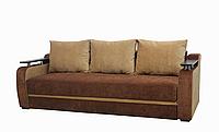 Диван Garnitur.plus Браво светло-коричневый 220 см DP-262, КОД: 181455