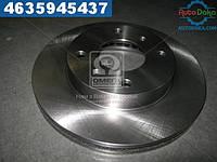 ⭐⭐⭐⭐⭐ Диск тормозной НИССАН 200 SX(S13), ALMERA II передний (производство  SANGSIN)  SD4225