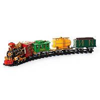 Железная дорога Kronos Toys JT 0621 40352 на батарейках int40352, КОД: 1139238