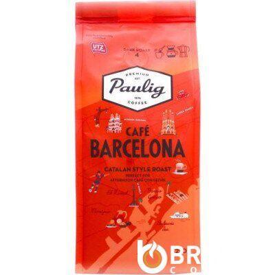 Кофе молотый Paulig Cafe Barcelona 250 гр