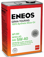 Моторное масло ENEOS SM 5W-40 4 л ENFS540SM-4, КОД: 1217483