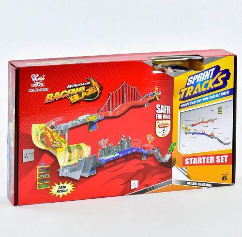 "Автотрек настенный ""Racing Blaze"" COWA ML32463 ( TC58604)"