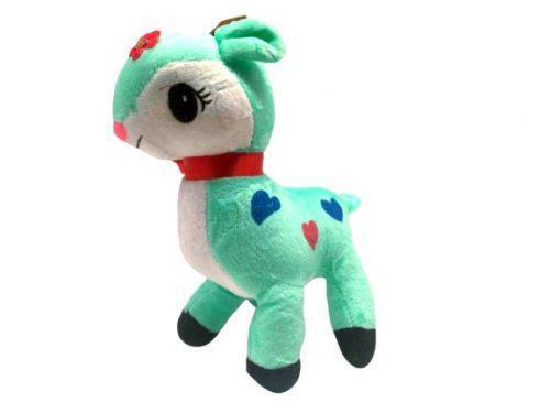 """Мягкая игрушка """"Лама"""" (бирюзовая) 1437 Yi Wan (TC112153)"""