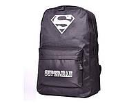 Рюкзак Hero Iron man з люмінесцентним малюнком водонепроникний Superman