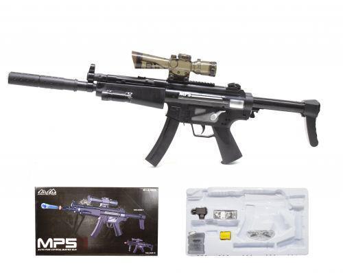 """Автомат """"MP5"""" с гелевыми пульками 306-1/2 JUNGLE FIELD TROOP (TC121198)"""